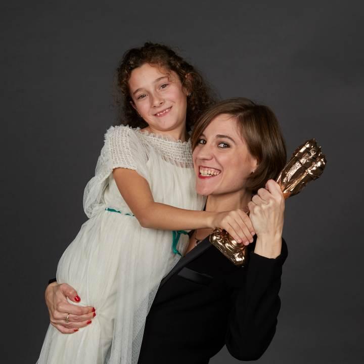 Carla Simón recull el Premi Gaudí al Millor direcció per Estiu 1993